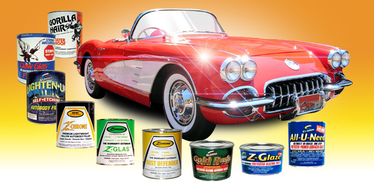 Our Best In Cl Polyester Primers Glazing Putties Fibergl And Autobody Fillers Simplify Professional Repair Work